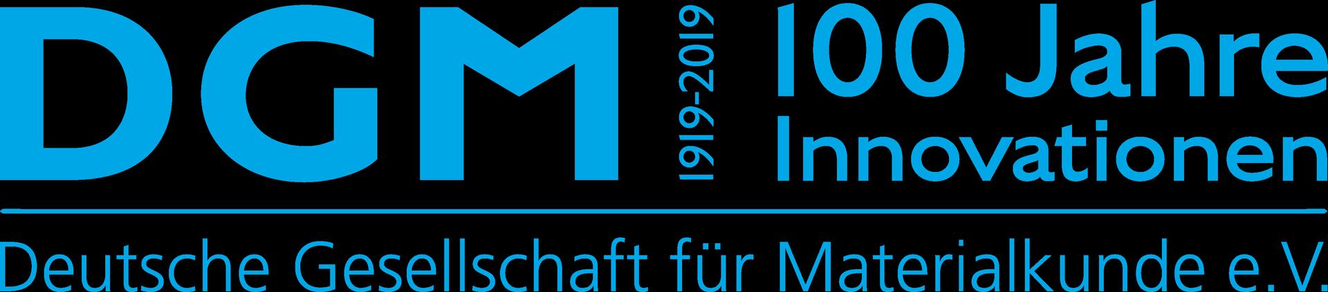 Deutsche Gesellschaft für Materialkunde