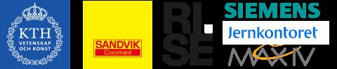 Swedish forum 6 logos