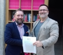 Junior EUROMAT contract signed